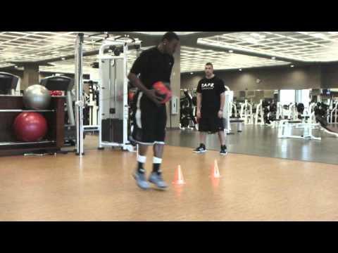 Speed Agility Quickness Basketball Training Vol. 2