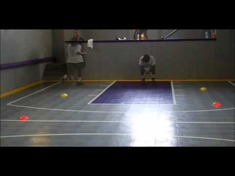 Basketball Movement, Speed & Agility Training Session by Pro Level Training