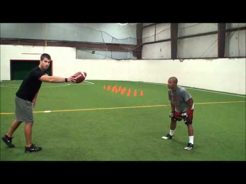Football Drills Increase Speed  Agility Reaction Time | Part 6