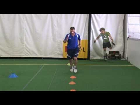 Speed,Agility and Quickness Training For Soccer – Total TechniqTV