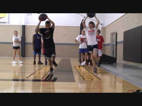 Max Basketball Speed, Agility, Footwork & Explosiveness