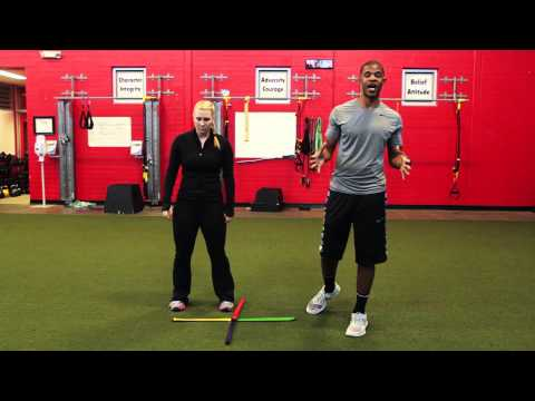 How to Gain Speed in Basketball : Youth Fitness & Athletic Conditioning