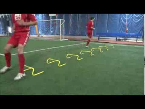 Football(Soccer) Drills – Speed and Agility