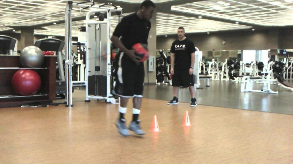 Speed Agility Quickness Basketball Training Vol. 2