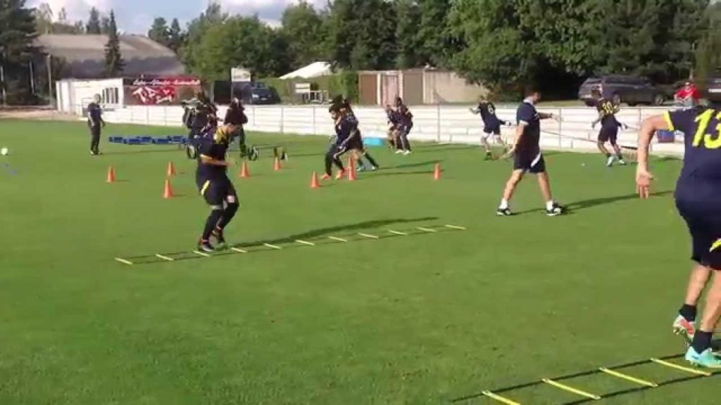FITNESS, AGILITY AND POWER FOOTBALL / SOCCER TRAINING (FITNESS COACH: LUIS GUSTAVO ARAUJO)