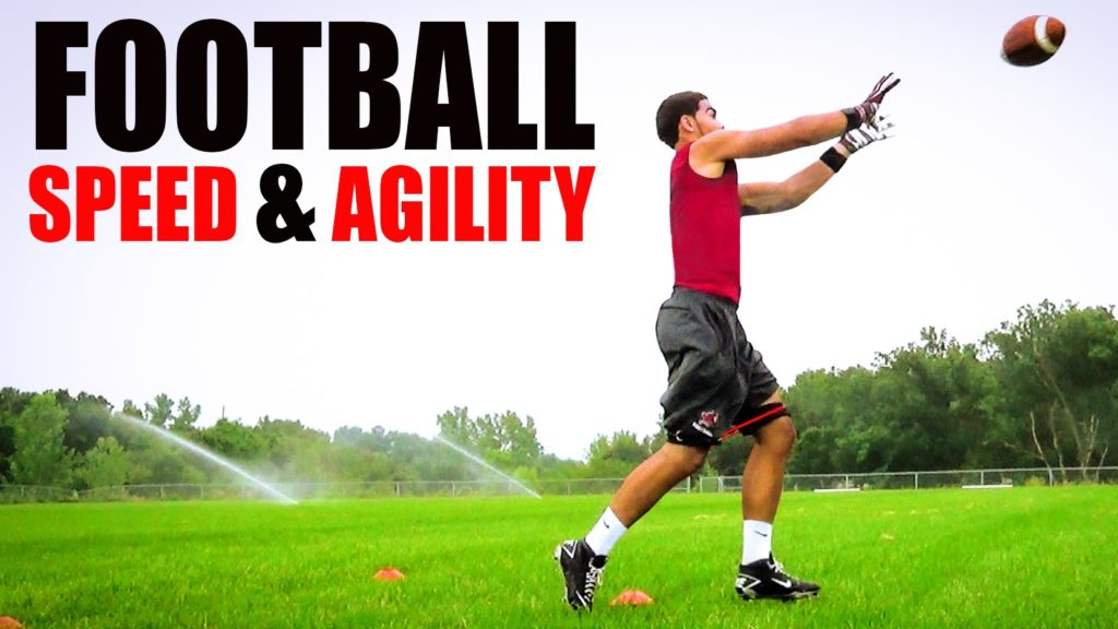 Football Training For Speed, Agility, and Footwork | Kinetic Resistance Bands