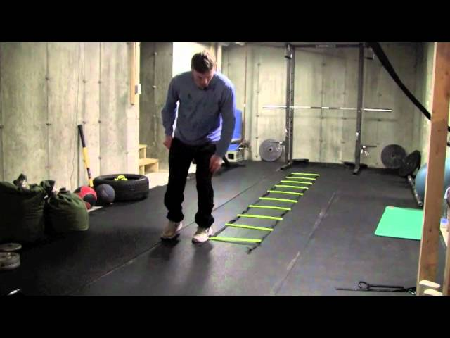 Top Agility Ladder Drills – Quickness Drills – Ladder Drills for basketball