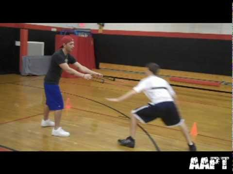 Basketball Drills Conditioning Speed, Agility, and Leg Strength