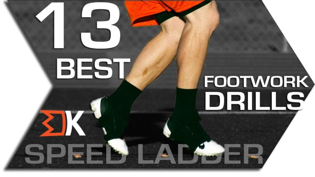 13 Speed Ladder Drills For Faster Footwork & Quickness