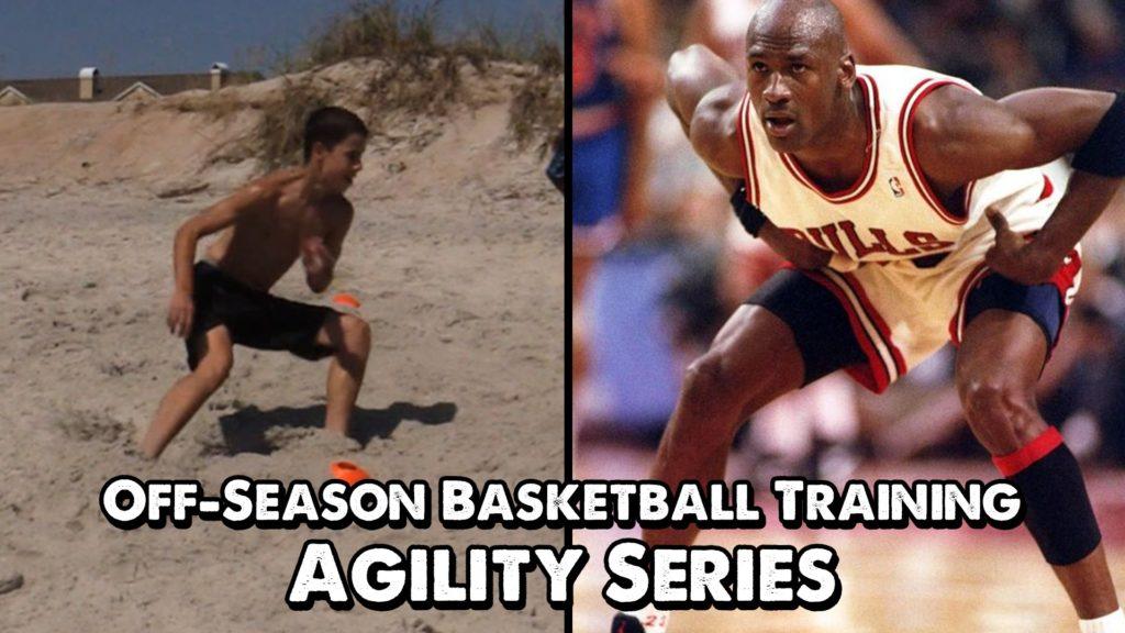 Off-Season Basketball Training: Agility Series