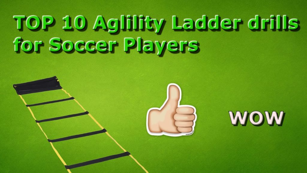 Top 10 Agility Ladder Drills for Soccer Player! – Tips & Tricks – eFootball