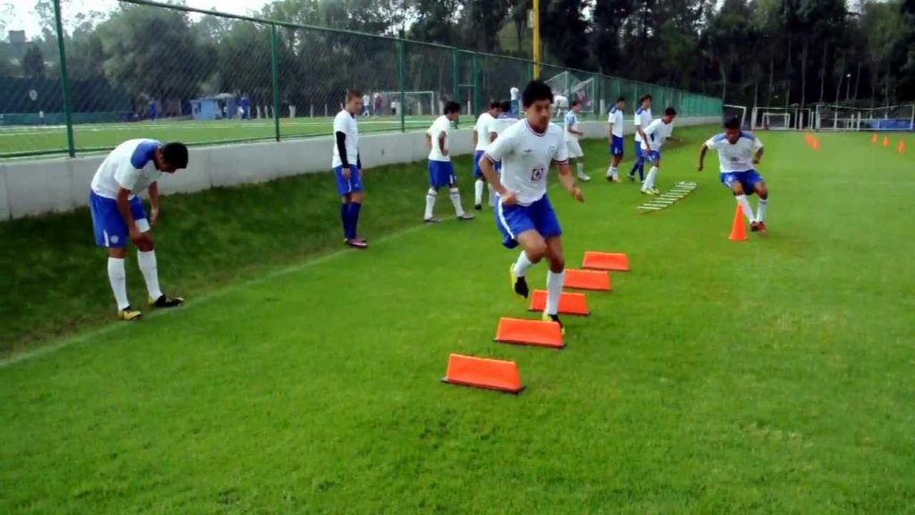 Blazing Football/Soccer Speed: Agility Ladder & Hurdles