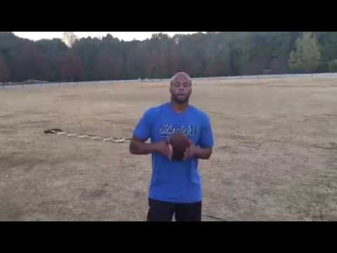 Quick Football Agility Drills After Workout