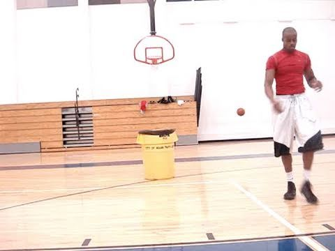 Dre Baldwin: Basketball Speed/ Agility/ Quickness – Square Drill | Workout Derrick Rose John Wall