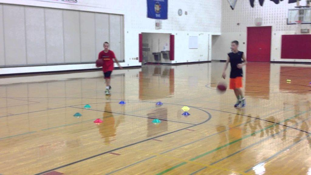 Chaser Basketball Drill – Increase Agility and Improve Ball Handling
