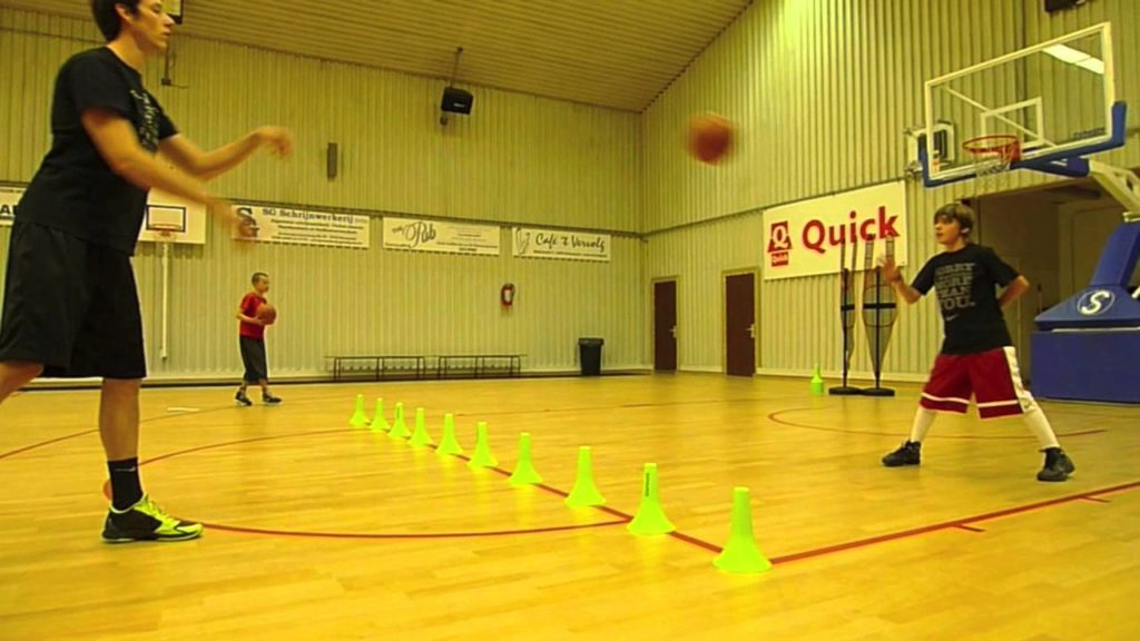 YOUTH Basketball Development Training Program – Elite Athletes Training with 11 year old Kobe