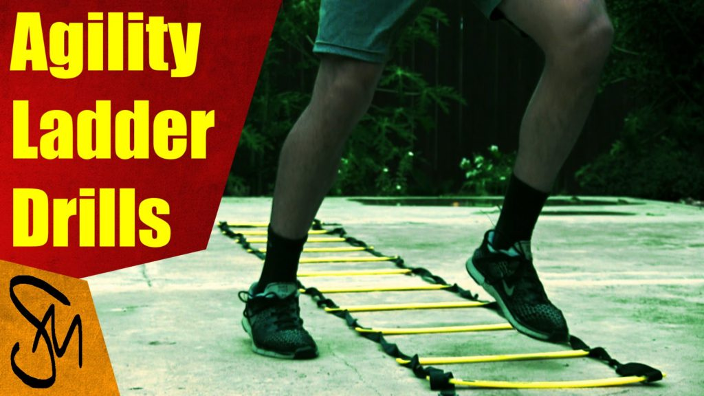 Agility Ladder Drills for Soccer| Challenge #6