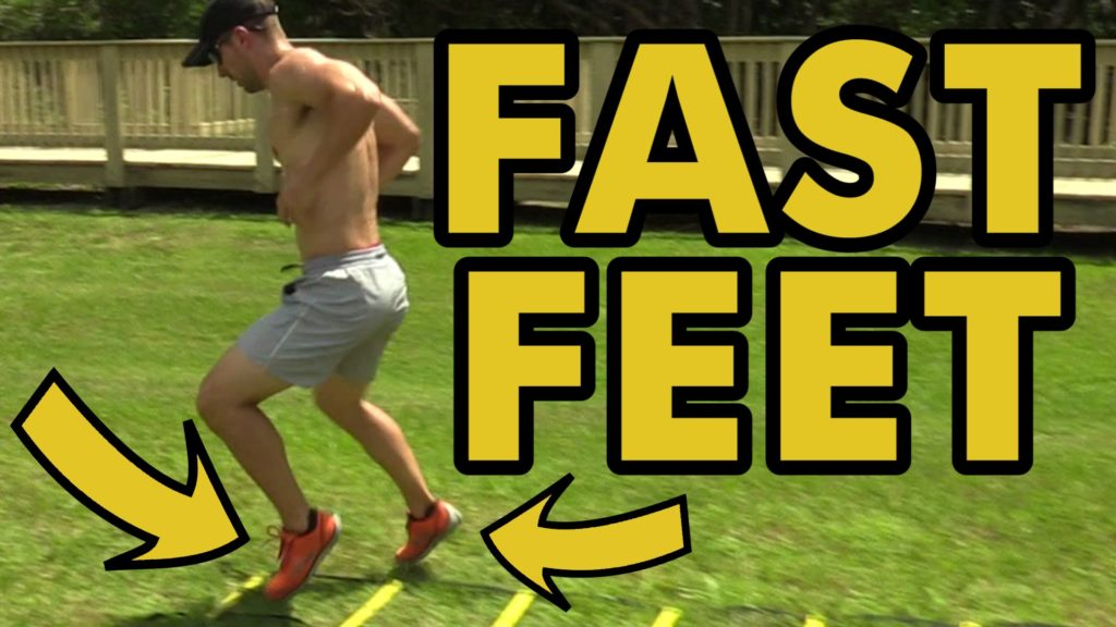 How to Get FAST Feet – Six Agility Ladder Drills for Soccer