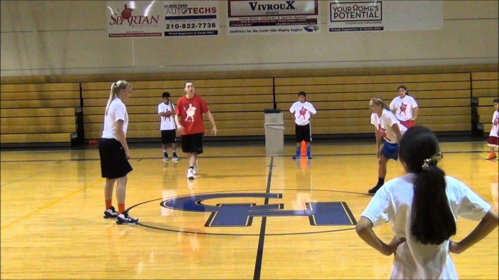 Speed & Agility Drill – San Antonio Basketball Training