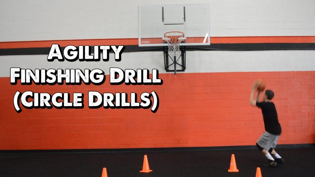 Agility Finishing Drills (Circle Drills)
