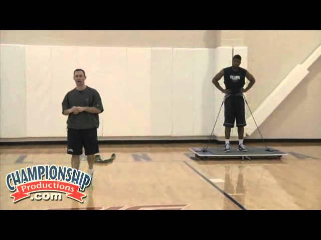 Off-Season Agility & Jump Training for Basketball Players