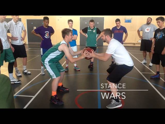 Basketball Footwork – Agility Stance and Balance