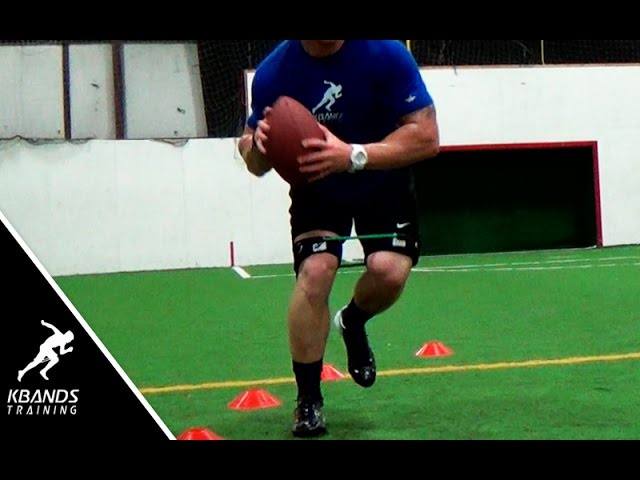 Football Leg Resistance Bands | Football Speed And Agility Training