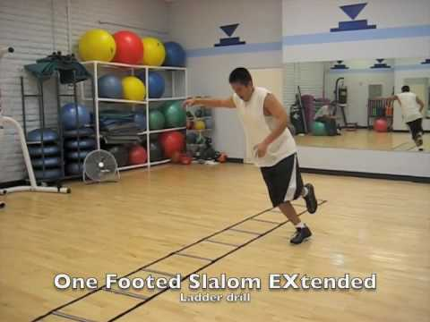 THE BEST Agility Training Ladder Drills for quickness