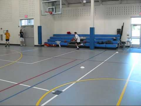 Basketball Agility Drills: Box Drill