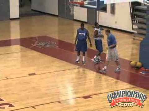 Agility Drills With Alan Stein
