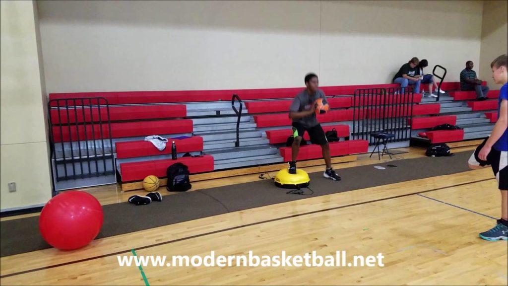 Modern Basketball Speed. Agility. Explosion. Skills. Training