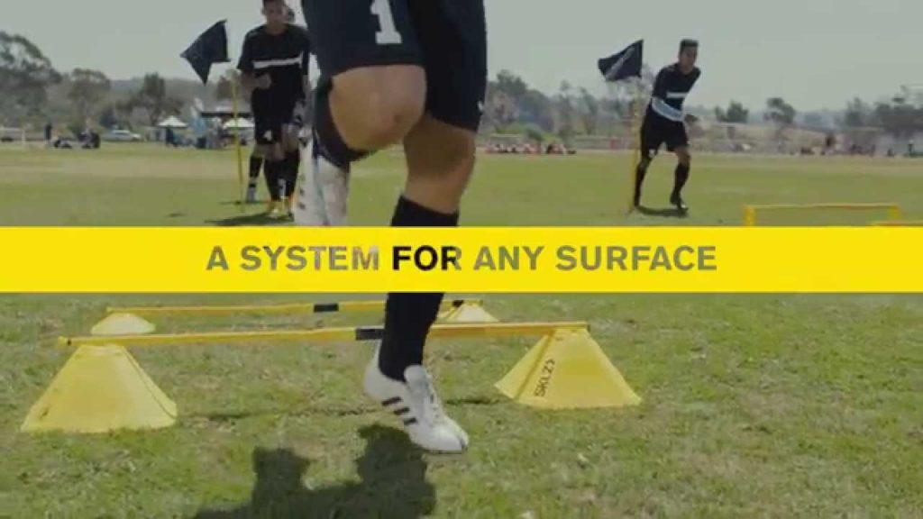 The Best Speed & Agility Training System for Soccer Players