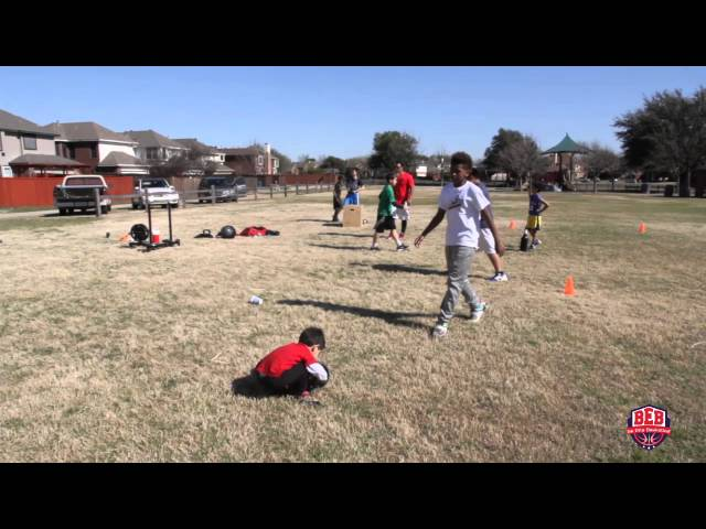 Speed, Agility & Explosiveness Drills for Basketball