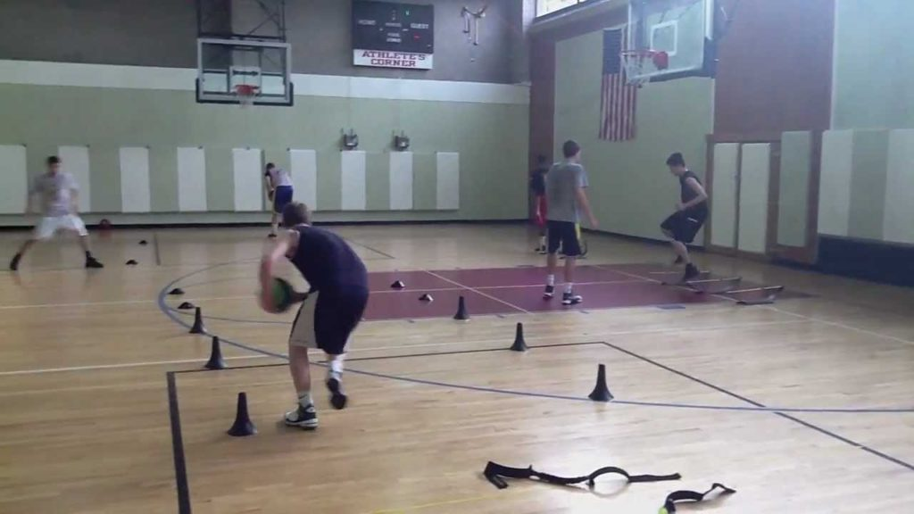 Best Basketball Skills & Drills – Speed and Agility – Strength Training Circuit