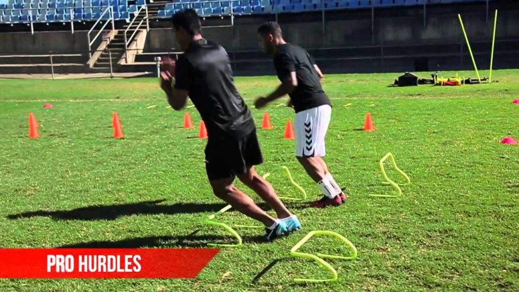PSG Speed and Agility – Pro Sports Group SAQ drills