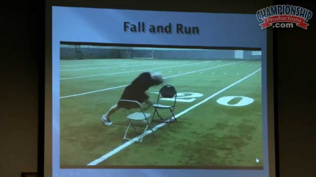 Bryan Miller: Speed and Agility Training for Football