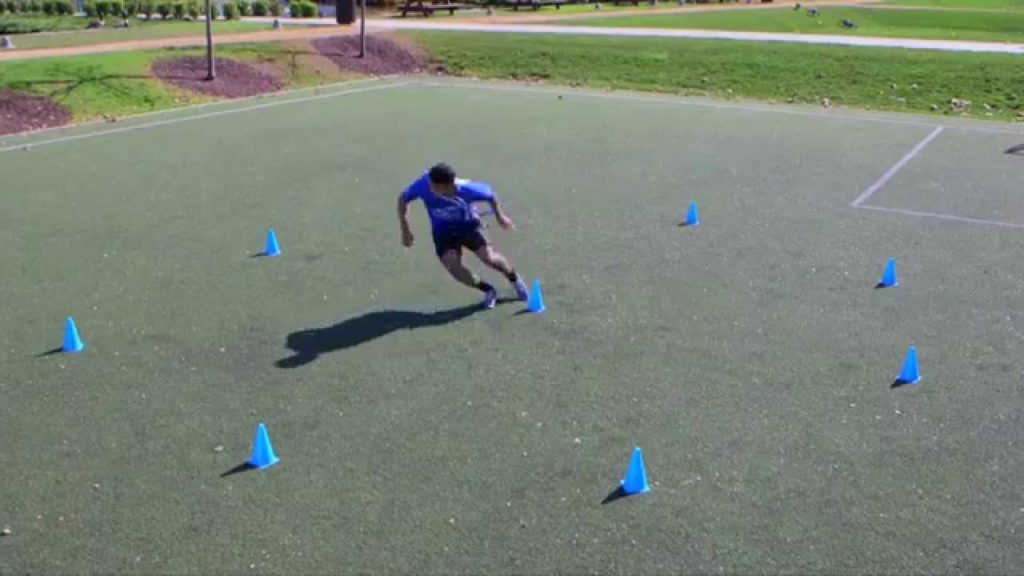 "Sportsy Soccer Preview: ""The Agility Wheel"" Soccer Fitness Training"