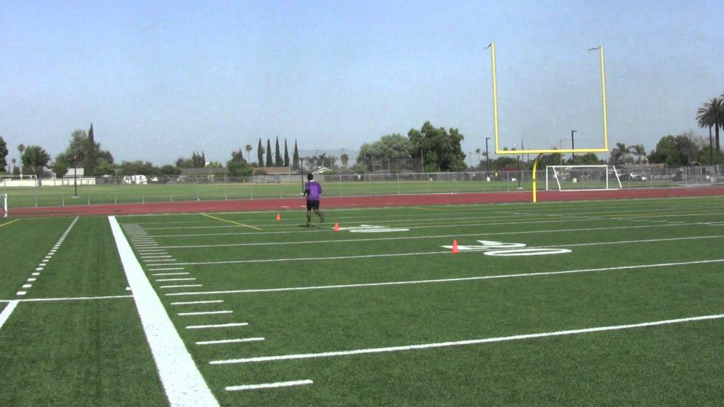 Football Training : Football Speed Agility Drills