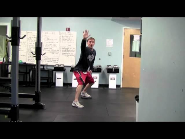 Basketball Agility Workout – Basketball Agility Drills – Closeout W/ Shuffle