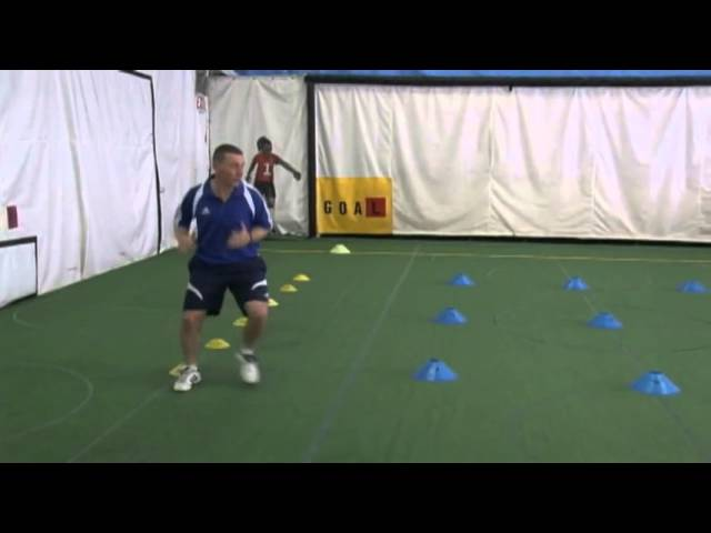 Speed,Agility and Quickness Training For Soccer   Total TechniqTV