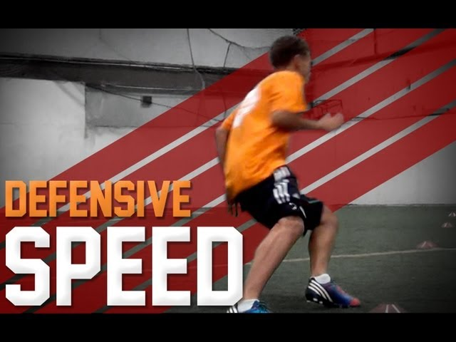 Soccer Defensive Speed | Speed and Agility