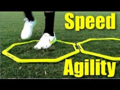 HOW TO IMPROVE SPEED AND AGILITY IN FOOTBALL IN HD!!MUSTWATCH