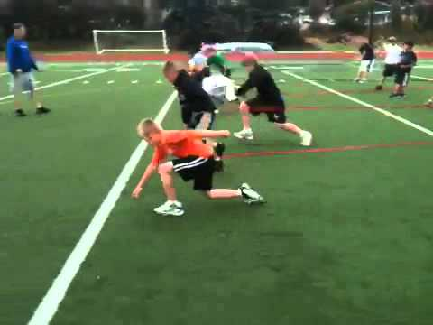 Youth Football Speed & Agility training