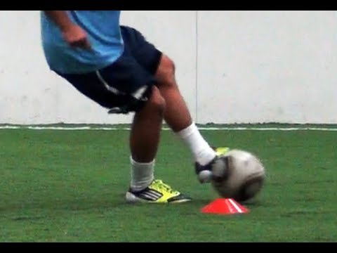 Soccer Drills | Lateral Shuffle | Speed and Agility