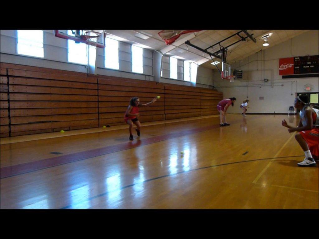 North Gwinnett Girls Basketball – Speed and Agility Training