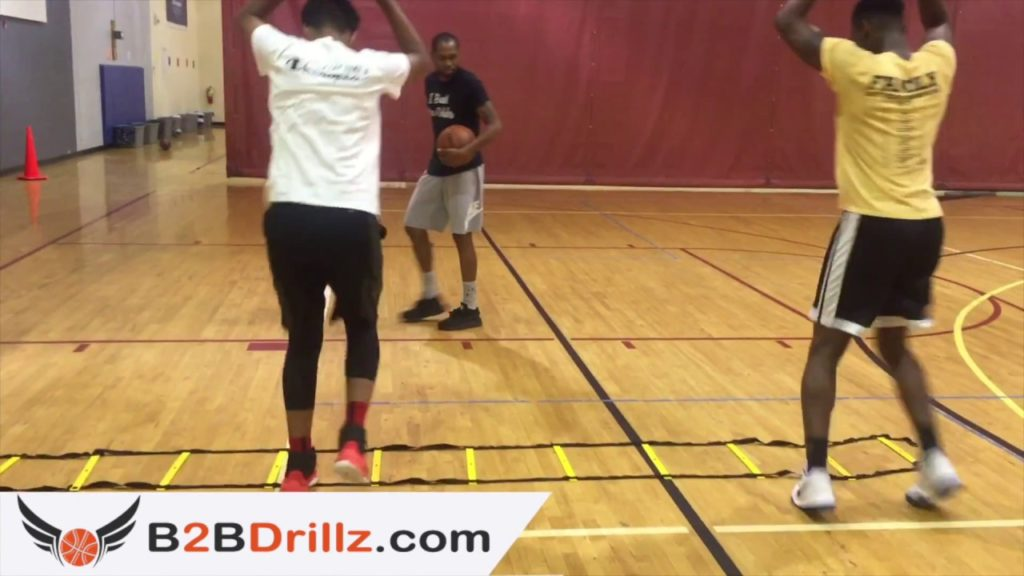Speed – Agility – Core Strength Drills For Basketball
