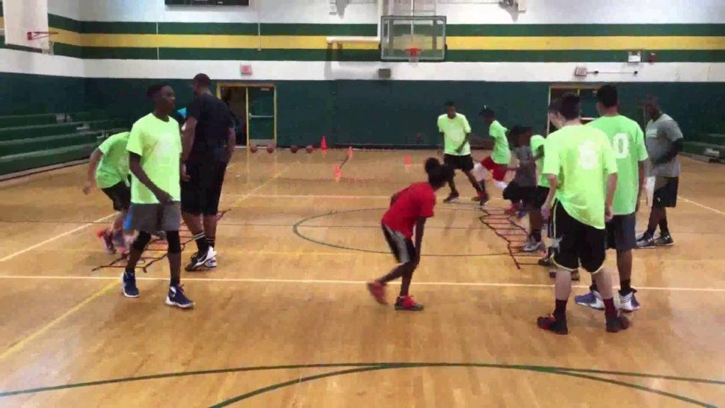 SPG Supreme Basketball 90-minutes Skills Camp 2015 (Day 1 – Agility Drills)