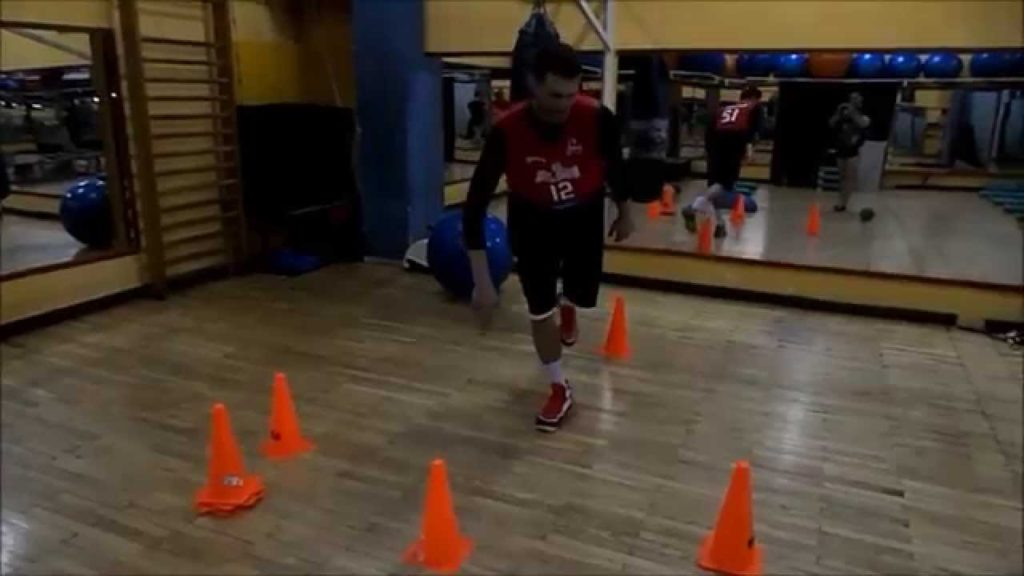 BASKETBALL WORKOUT (Speed, agility and specific stability exercise)