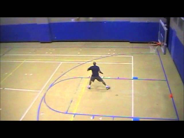 LEFT Drill – Speed Agility Quickness Drills for Basketball