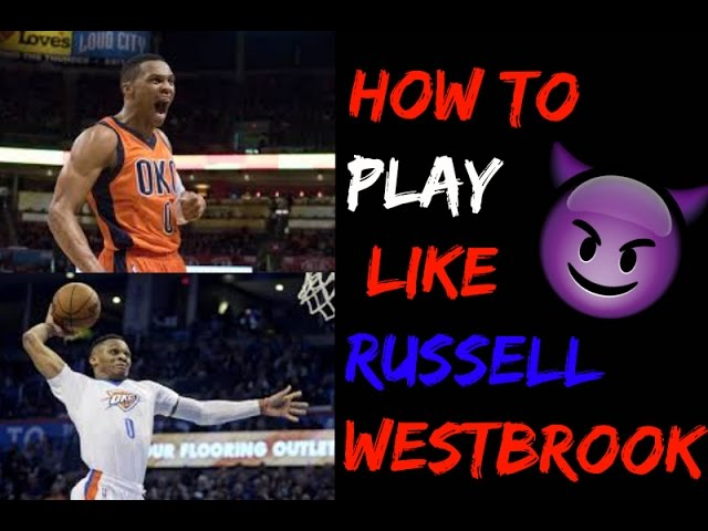 How to: Play like Russell Westbrook / Basketball Drills/ Agility drills